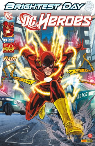 Dc heroes 05 : flash