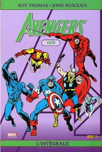 The Avengers : L'intégrale, Tome 7 : 1973-1974