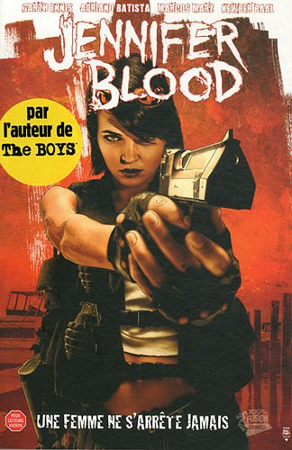 Jennifer blood tome 1