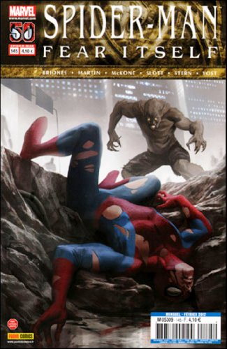 Spider-man 145 (fear itself)
