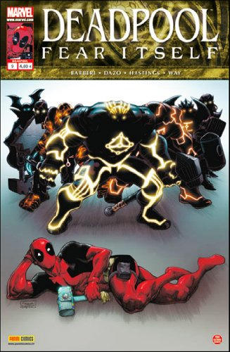 Deadpool 09 (fear itself)