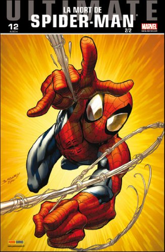 Ultimate spider-man v2 n 12 la mort de Spider-Man