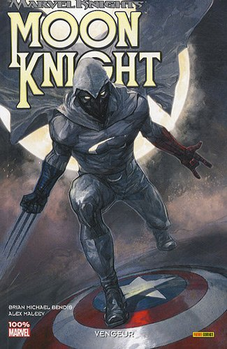 Marvel Knights, Tome 1 : Moon knight