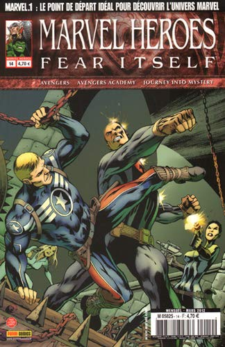 Marvel heroes 14 (fear itself)