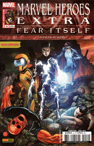 Fear Itself, Tome 10 : Marvel heroes extra