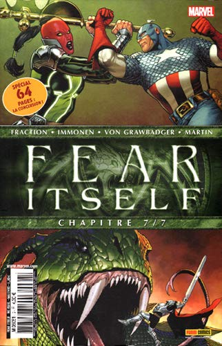 Fear Itself, Tome 7 :