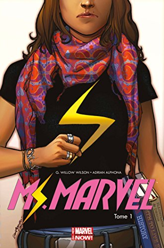 Miss Marvel. 1 | Wilson, G. Willow (1982-....). Auteur