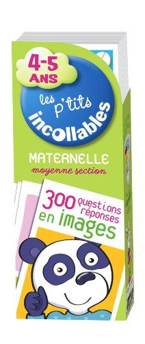 Les p'tits incollables 4-5 ans Maternelle Moyenne section