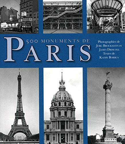 500 monuments de Paris