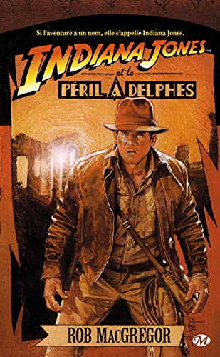 Indiana Jones, tome 1 : Indiana Jones et le péril à Delphes