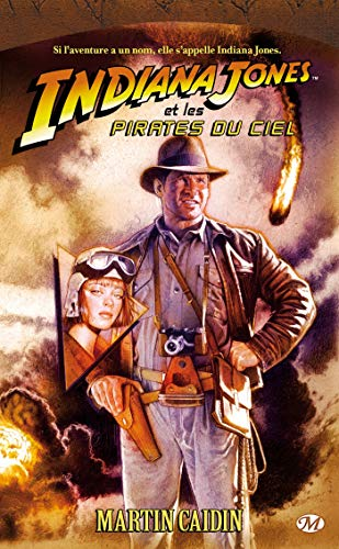 Indiana Jones, tome 7 : Indiana Jones et les pirates du ciel