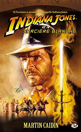 Indiana Jones, tome 8 : Indiana Jones et la sorcière blanche