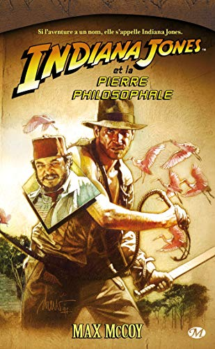Indiana Jones, tome 9 : Indiana Jones et la pierre philosophale