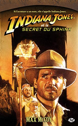 Indiana Jones, tome 12 : Indiana Jones et le secret du sphinx