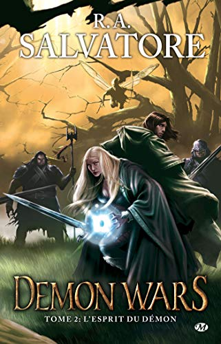Demon Wars, tome 2 : L'Esprit du démon