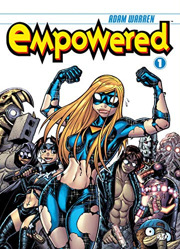 Empowered, tome 1 : Empowered