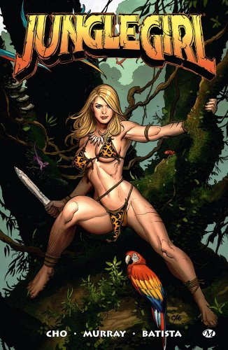 Jungle Girl, tome 1 : Jungle Girl