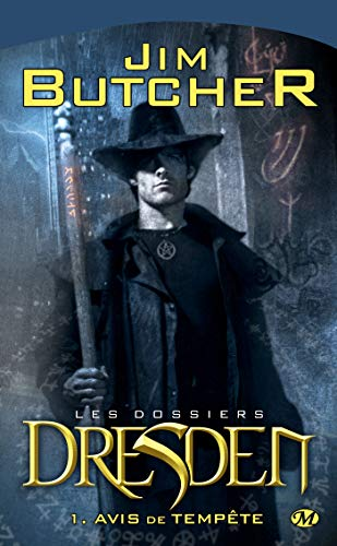 Les Dossiers Dresden, tome 1