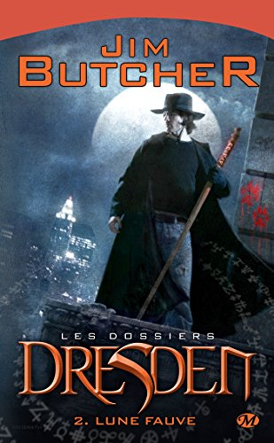 Les Dossiers Dresden, tome 2