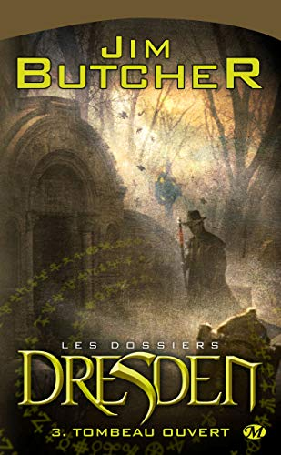 Les Dossiers Dresden, tome 3