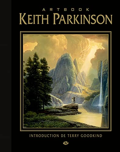 Artbook Keith Parkinson