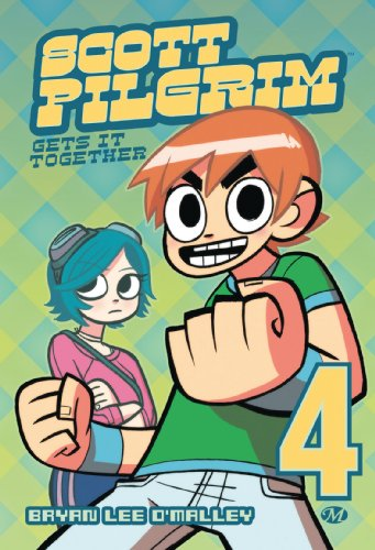 Scott Pilgrim, Tome 4 : Scott pilgrim gets it together