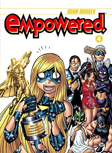 Empowered, Tome 4 :