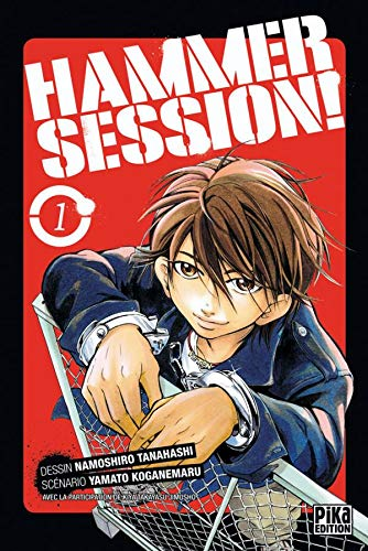 Hammer Session !, Tome 1 :