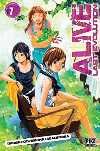 Alive Last Evolution, Tome 7 :