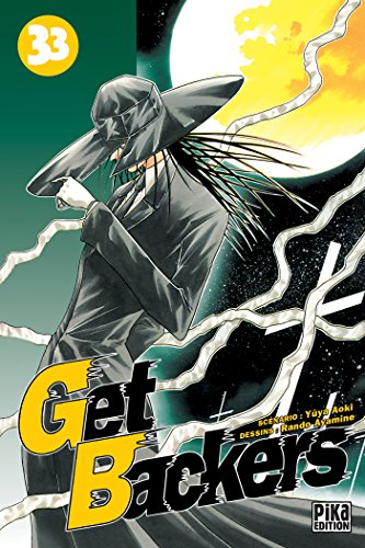 GetBackers, Tome 33 :