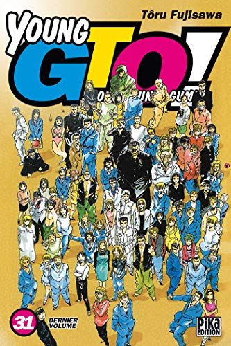Young GTO !, Tome 31 :