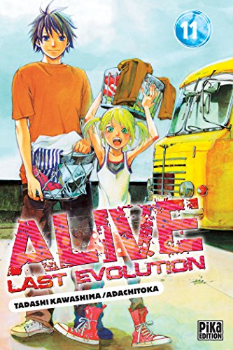 Alive Last Evolution, Tome 11 :