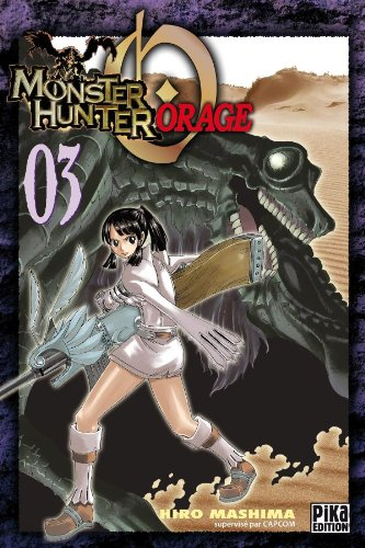 Monster Hunter Orage T03