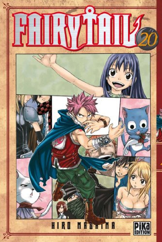 Fairy Tail T20