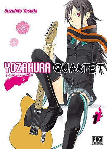 Yozakura Quartet Tome 1: Quartet of cherry blossoms in the night