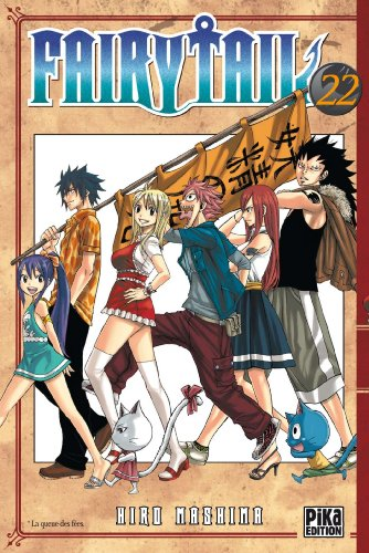 Fairy Tail, Tome 22 :