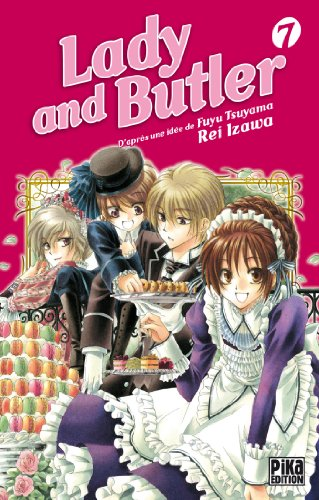 Lady and Butler, Tome 7 :
