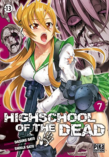 Highschool of the dead, Tome 7 :