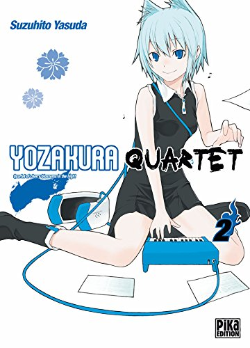 Yozakura Quartet T02: Quartet of cherry blossoms in the night