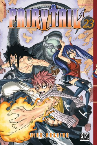 Fairy Tail T23
