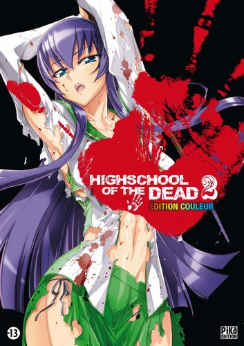 Highschool of the Dead, Couleur, tome 02