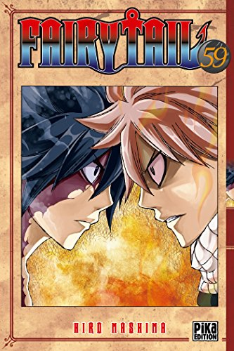 Fairy Tail. Tome 59,  |