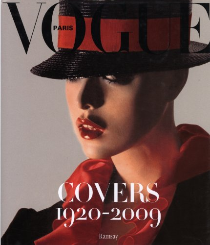 Vogue covers 1920-2009
