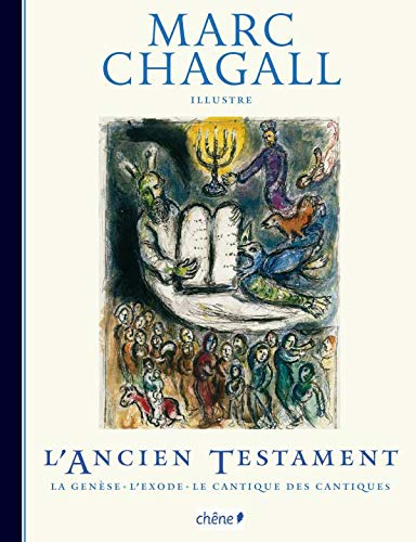 L'Ancien Testament illustré par Marc Chagall