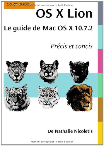 Os X Lion le Guide de Mac Os X 10.7.2