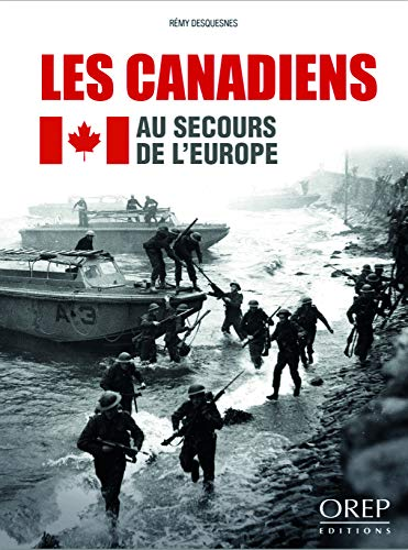 The Canadian to Europe's Rescue