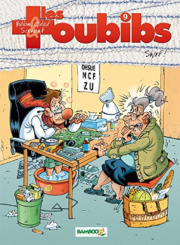 Les Toubibs, Tome 9