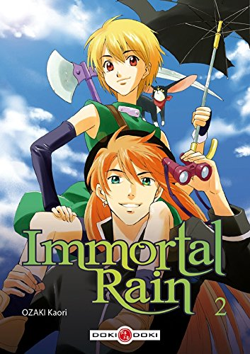 Immortal Rain, Tome 2