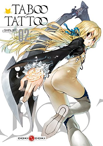 Taboo tattoo, Tome 2 :