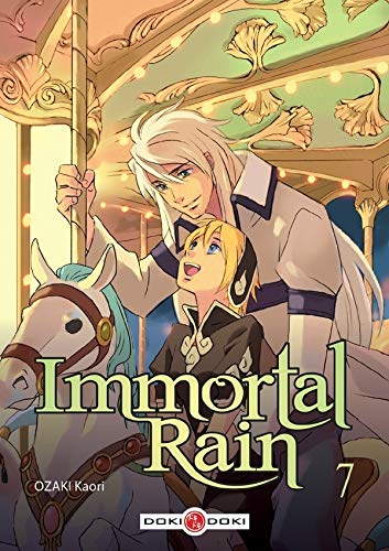 Immortal Rain, Tome 7 : Immortal rain